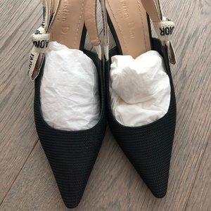 Dior slingback size 36